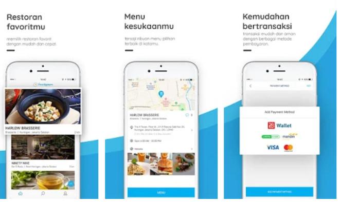 aplikasi Foodgasm