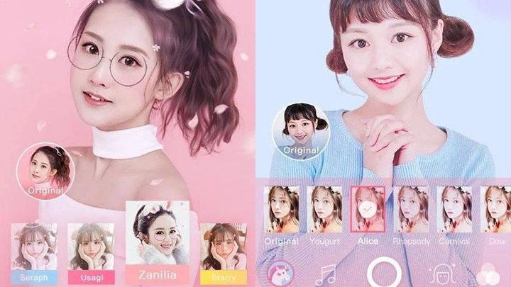 aplikasi android beauty camera