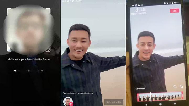 deepfake tiktok