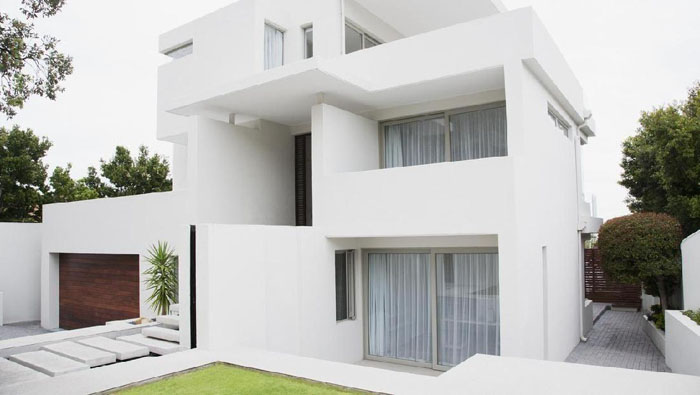 desain arsitektur minimalis