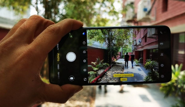 kamera Vivo Z1 Pro