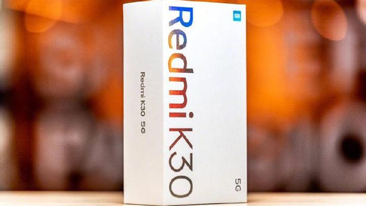 varian memori Redmi K30 5G