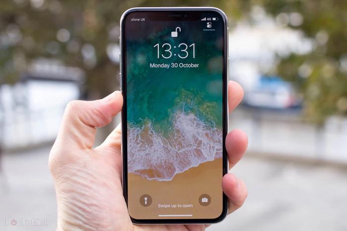 Smartphone iPhone Terbaik Apple iPhone X