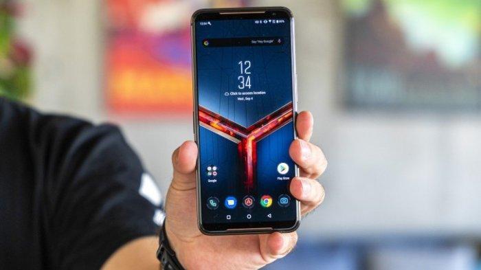 Smartphone Dengan Kapasitas RAM 12 GB Asus ROG Phone 2