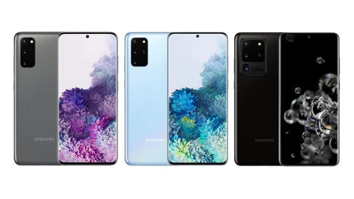 Harga, Spesifikasi & Fitur Samsung Galaxy S20 Trio