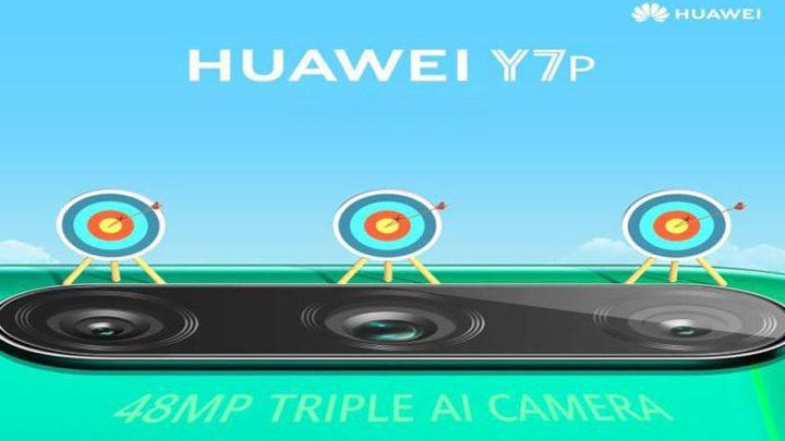 Harga dan Spesifikasi Huawei Y7p