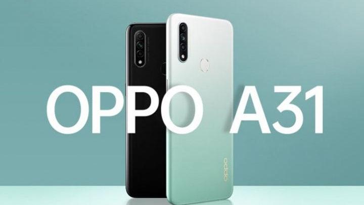 Harga dan Spesifikasi Oppo A31
