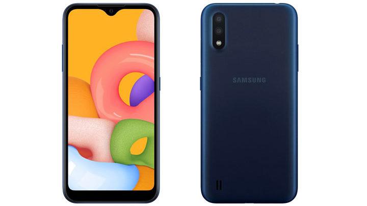 Harga dan Spesifikasi Samsung Galaxy A01