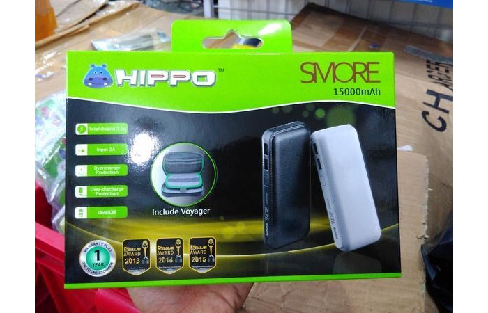 Hippo Power Bank Smore 15000 mAh