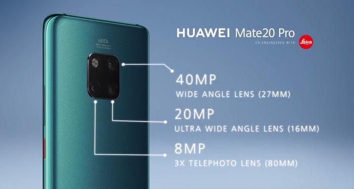 Huawei Dengan Kamera Terbaik Huawei Mate 20 Pro