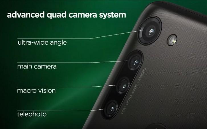 Spesifikasi Moto G Stylus
