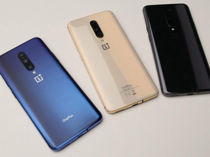 Smartphone Dengan Kapasitas RAM 12 GB OnePlus 7 Pro