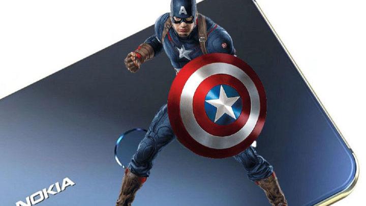 Penampakan Nokia 1.3 & Nokia Captain America