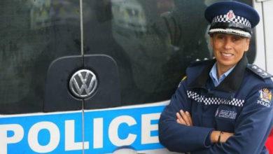 Polisi dengan Kecerdasan Buatan