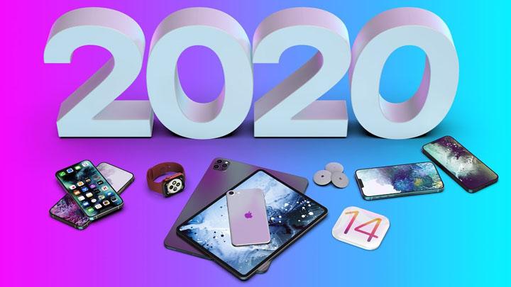 Produk Apple Terbaru Bakal Rilis di Tahun 2020