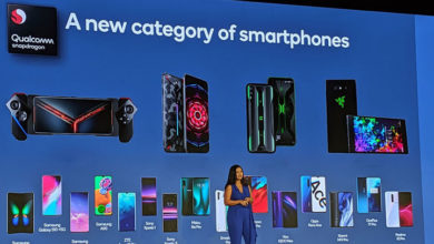 Smartphone Snapdragon 865