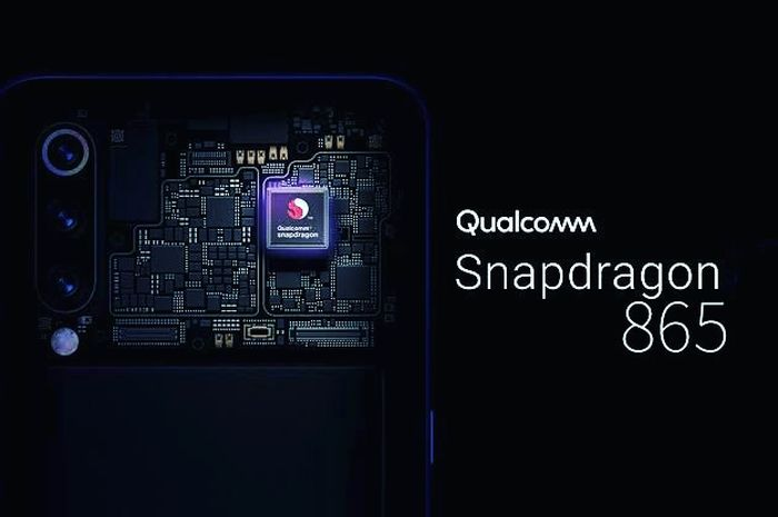 Snapdragon 865 Smartphone