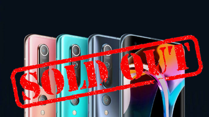 Xiaomi Mi 10 Series Terjual Habis