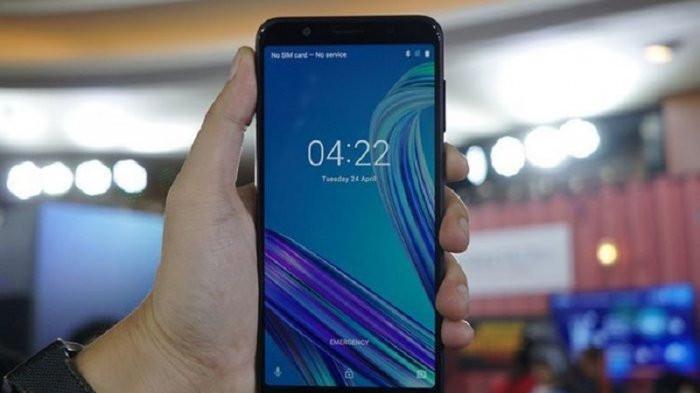 Smartphone Untuk Gaming Zenfone Max Pro M1