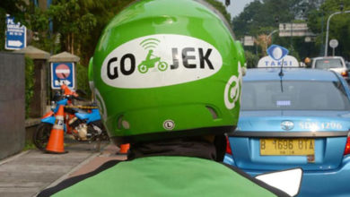 gojek bird