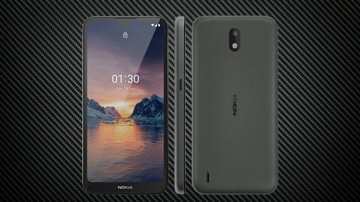 Bocoran Penampakan dan Spesifikasi Nokia 1.3