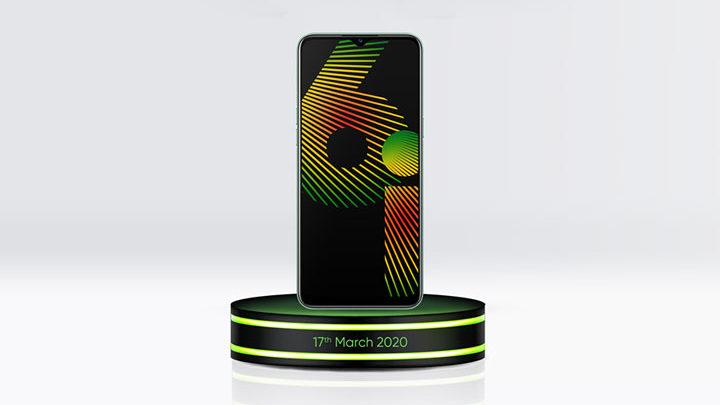 Bocoran Spesifikasi Realme 6i
