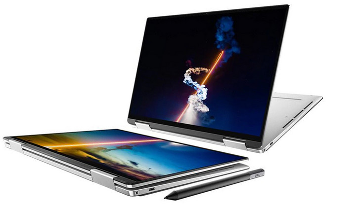 Laptop 2 in 1 Terbaik Dell XPS 13