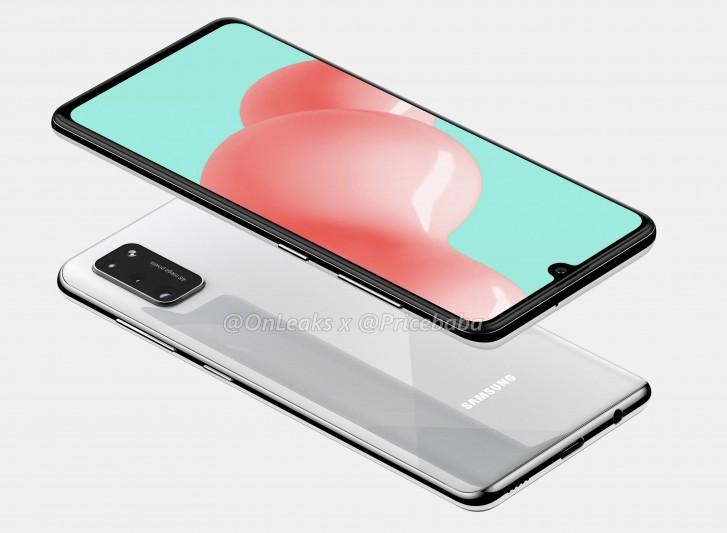Bocoran Terbaru Samsung Galaxy A41