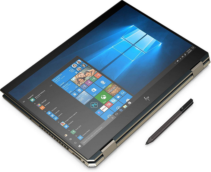 Laptop 2 in 1 Terbaik HP Spectre x360