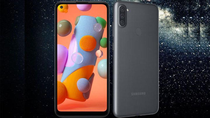 Harga dan Spesifikasi Samsung Galaxy A11