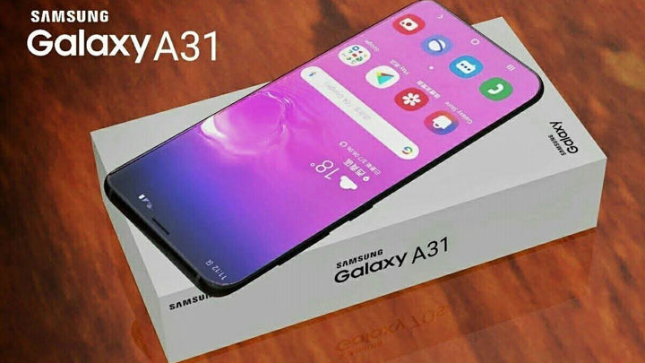 Harga dan Spesifikasi Samsung Galaxy A31