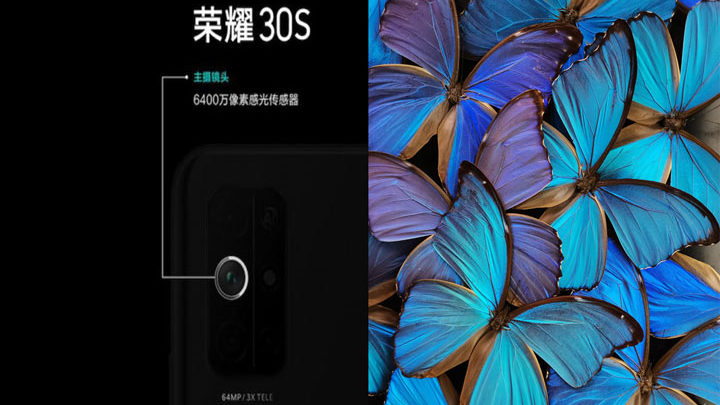 Honor 30S 5G: