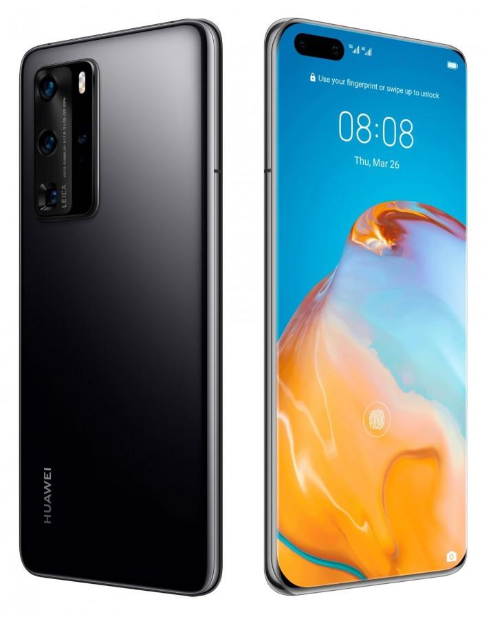 Spesifikasi Huawei P40 Series