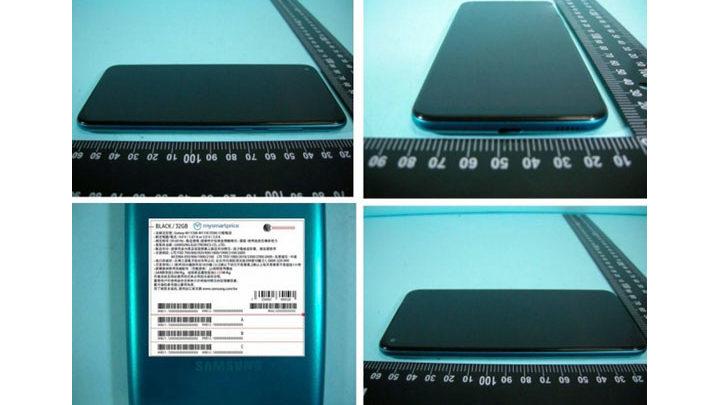 Penampakan Langsung Samsung Galaxy M11