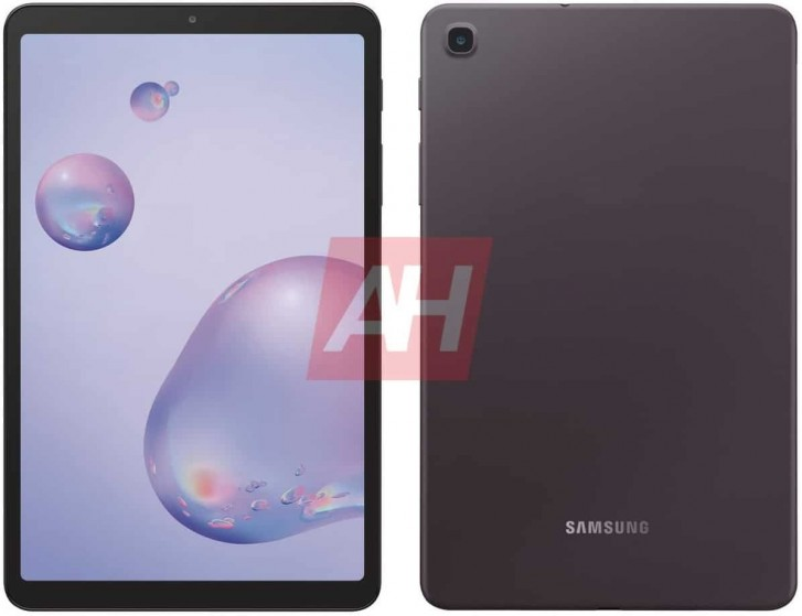 Bocoran Galaxy Tab A4S