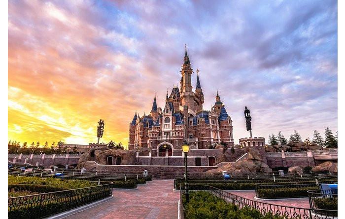Objek Wisata di Dunia Sanghai Disneyland