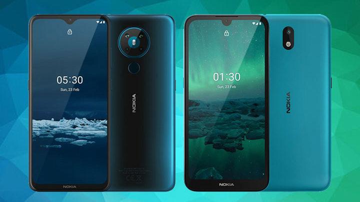 Spesifikasi Lengkap dan Harga Nokia 5.3 & Nokia 1.3