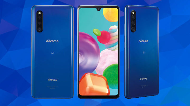 Spesifikasi dan Harga Samsung Galaxy A41