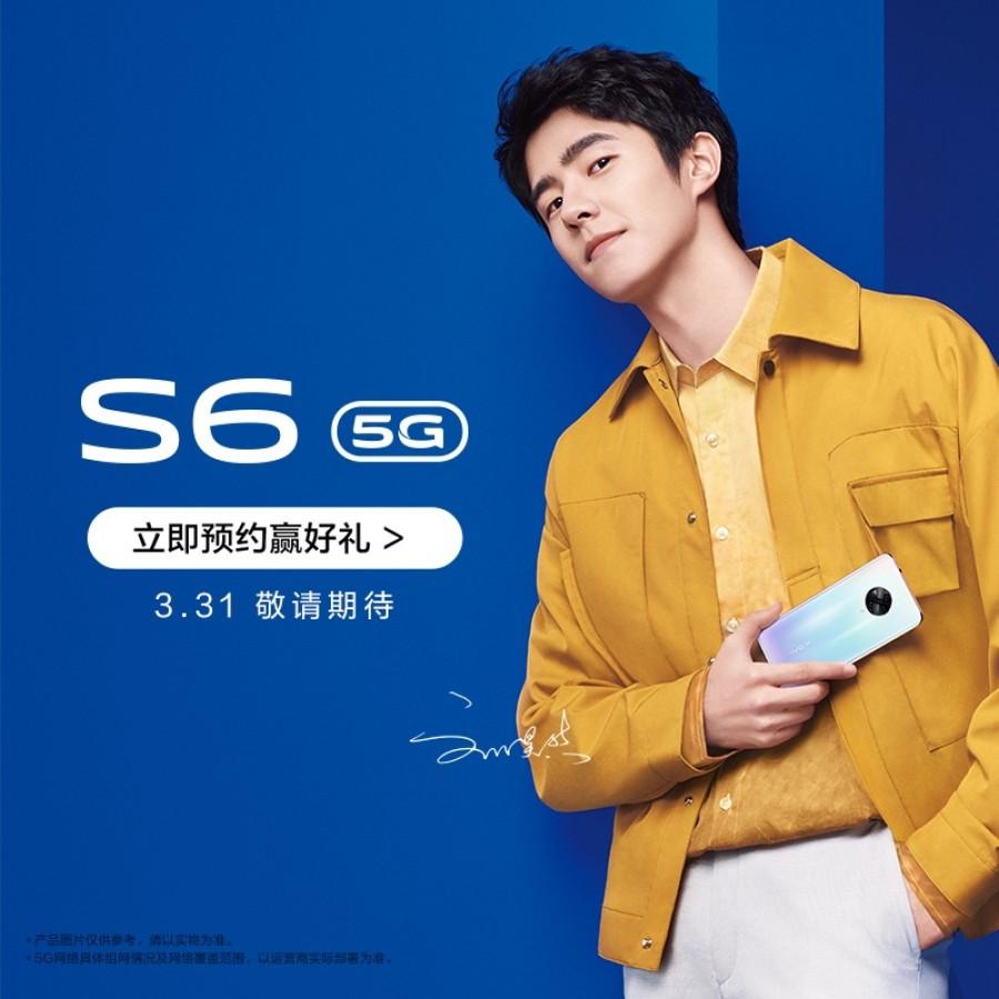 Vivo S6 5