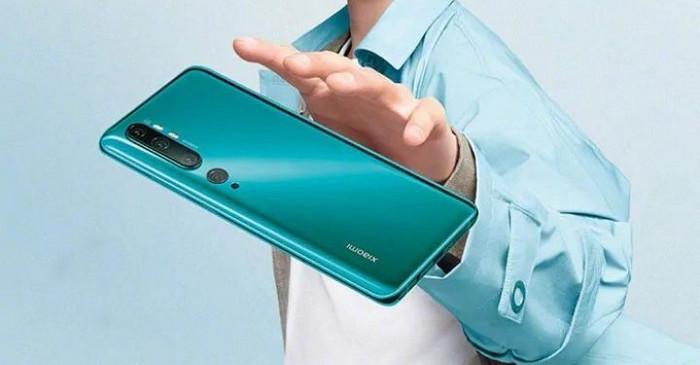 Smartphone dengan RAM 12 GB Xiaomi Mi 10 Pro 5G