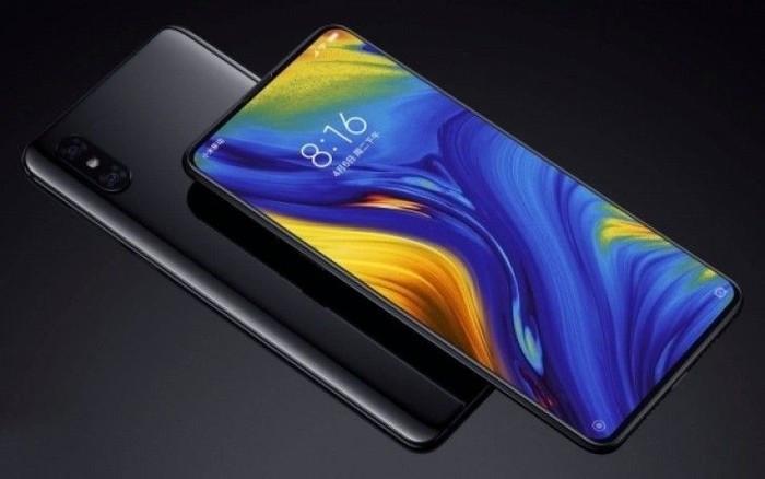 Smartphone RAM 10 GB Terbaik Xiaomi Mi Mix 3