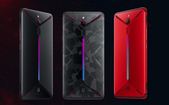 Smartphone RAM 10 GB Terbaik ZTE Nubia Red Magic Mars