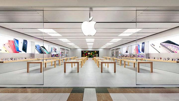 apple kembali