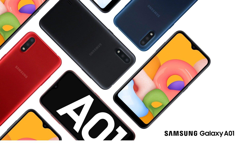 Samsung Galaxy A01 Flash Sale