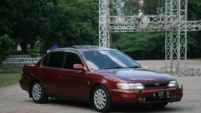 mobil bekas corolla