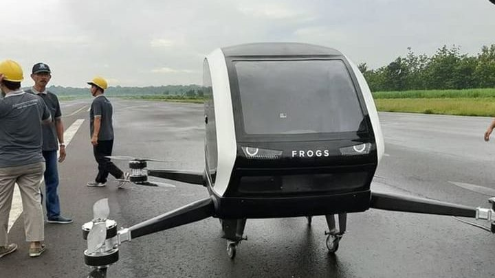 indonesia taksi