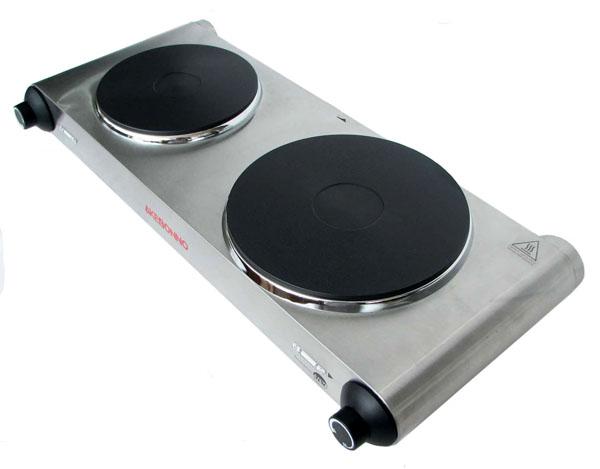 Akebonno Inox Hot Plate MSP3201