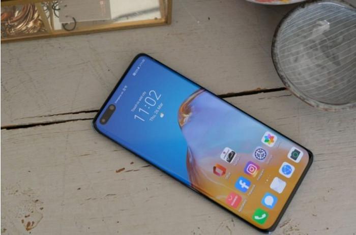 Keistimewaan Layar Huawei P40 Pro