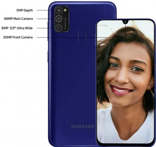 Samsung Galaxy M11 vs Galaxy M21