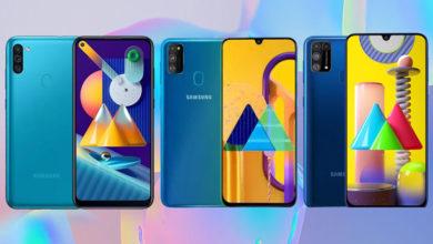 Samsung Galaxy M11 vs Galaxy M21 vs Galaxy M31